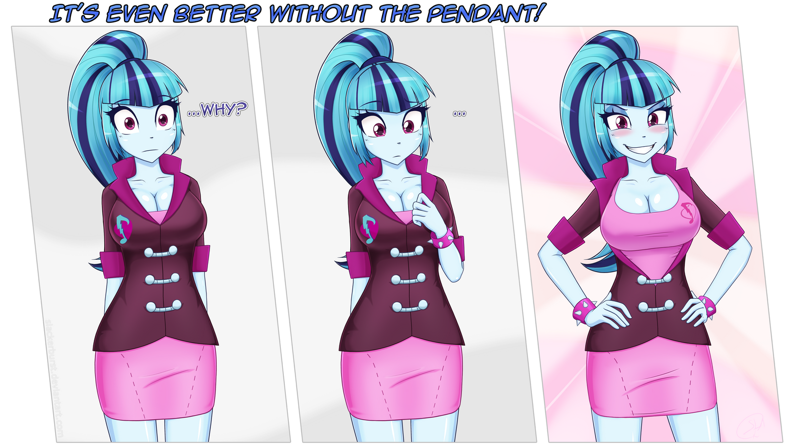 Its Even Better Without The Pendant By Slackerburst On