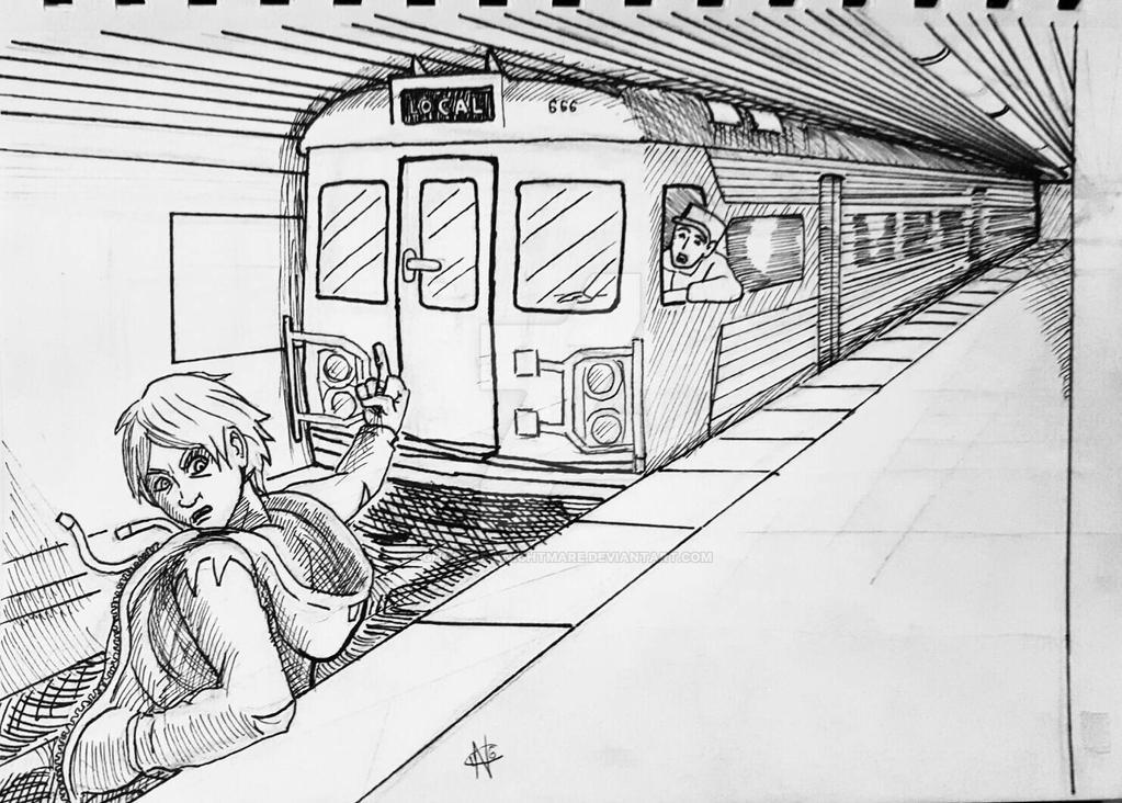 Transport by GhostOf-KNIGHTMARE