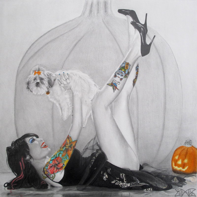 Happy Halloween by cloudmilk
