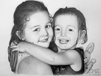 Delph sisters by cloudmilk