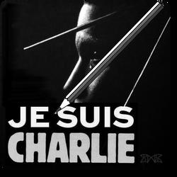 Je Suis Charlie by cloudmilk