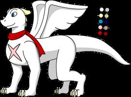 Cross Dragon (or X Dragon)