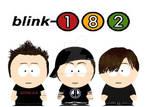 South Park Blink 182