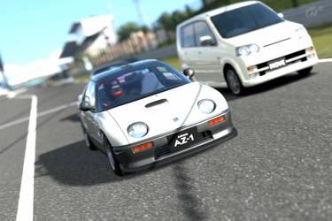 Suzuka Circuit 2 by HiSpeedEmperor