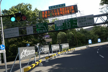 Tokyo R246 Environmental 1 by HiSpeedEmperor