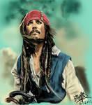 Pirates of the Caribbean - Johnny Depp