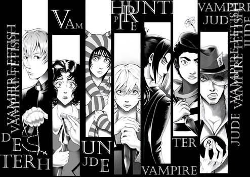 Vampire Hunter Jude(fan art)