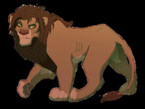 Sickly Lion-TLK Auction [CLOSED]