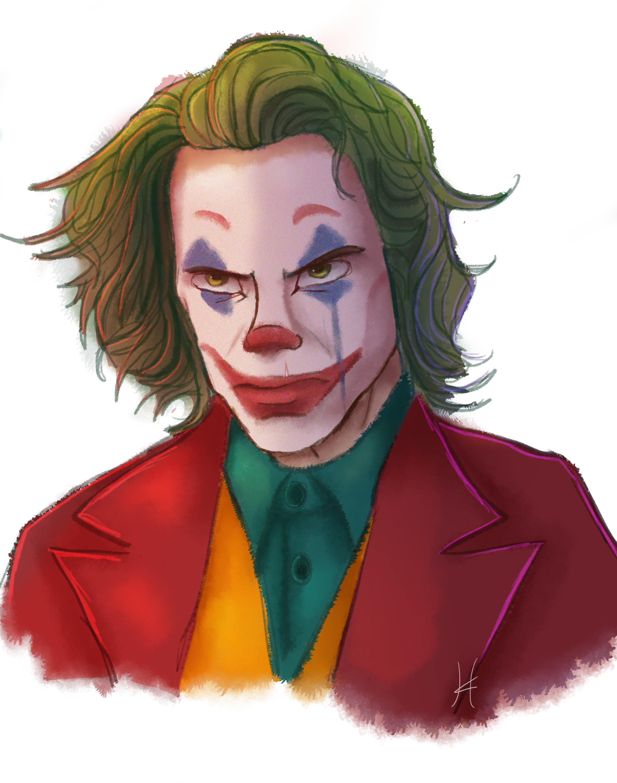 Joker By Albinowolf58 On Deviantart