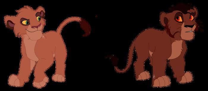 Kovu's Cubs [CLOSED]