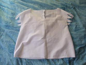 Ryu shirt (WIP) by J-Sillabub