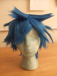 Ryu wig (WIP) by J-Sillabub
