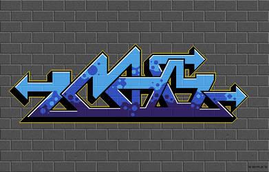 Pixel Graffiti 01