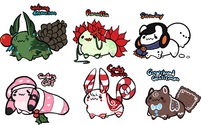 adopted characters favourites by iLiekSkittlez on DeviantArt
