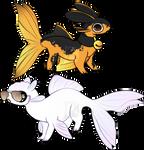 Goldfishy customs