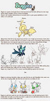 Personal species notes: Buggies