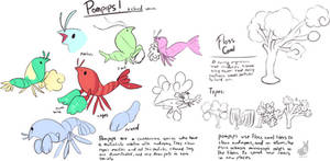 [Nudinyms] Pompips species sheet