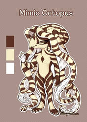 Mimic octopus adoptable OTA CLOSED