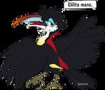 Toony bird Xei
