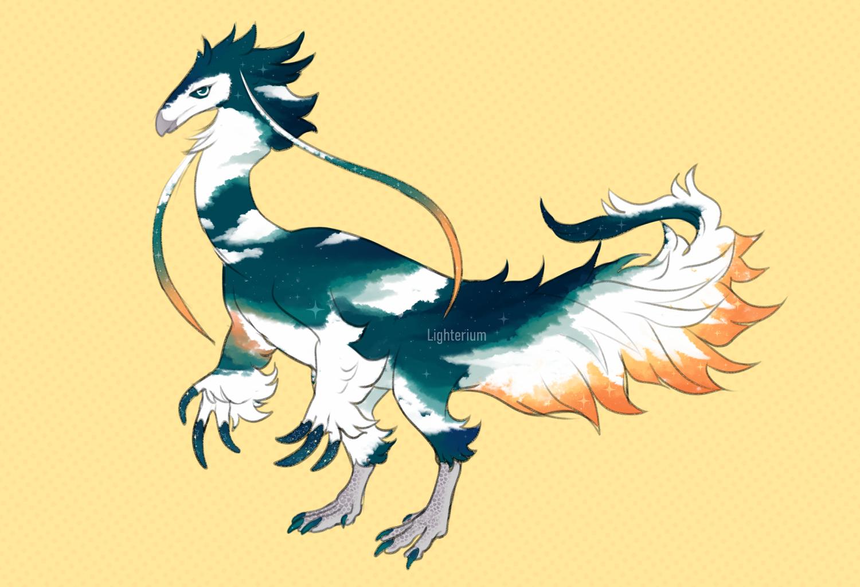 Lightherizinosaur