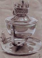 Lamp by Re-belle
