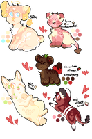 Valentine's collab | AUCTION | CLOSED by Souryuun