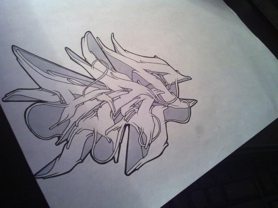 Graffiti by JuanSRE