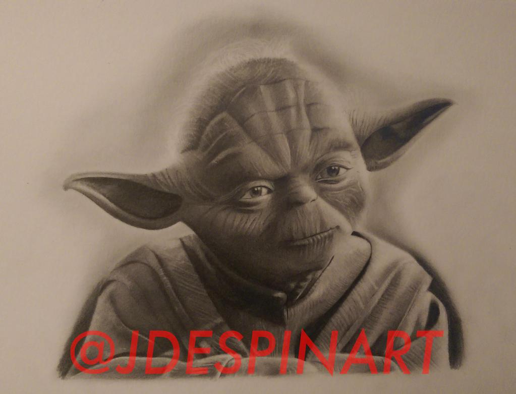Yoda by JuanSRE