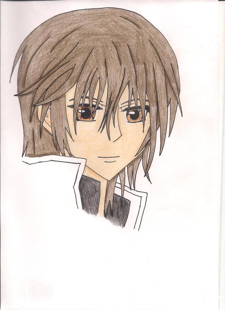 how to draw kaname kuran