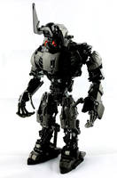 Bionicle MOC - HERAKLES by Prhymus
