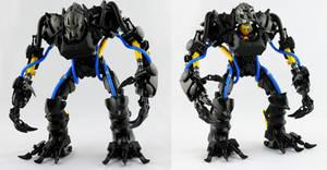 Bionicle MOC - KRUSHER
