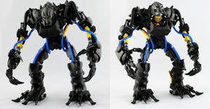 Bionicle MOC - KRUSHER by Prhymus