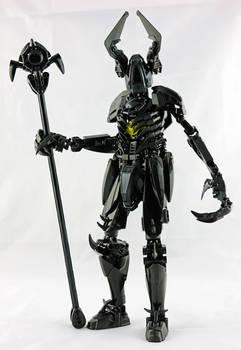 Bionicle MOC - Gvar Zhogvol, Lich Lord