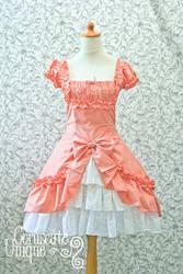 Classic Lolita Drapery Dress