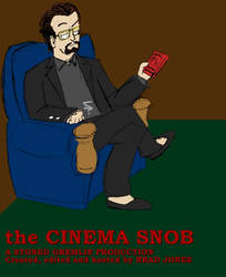 The Cinema Snob by jakewashere