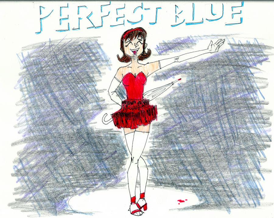 Perfect Blue Virtua Mima By Jakewashere On Deviantart