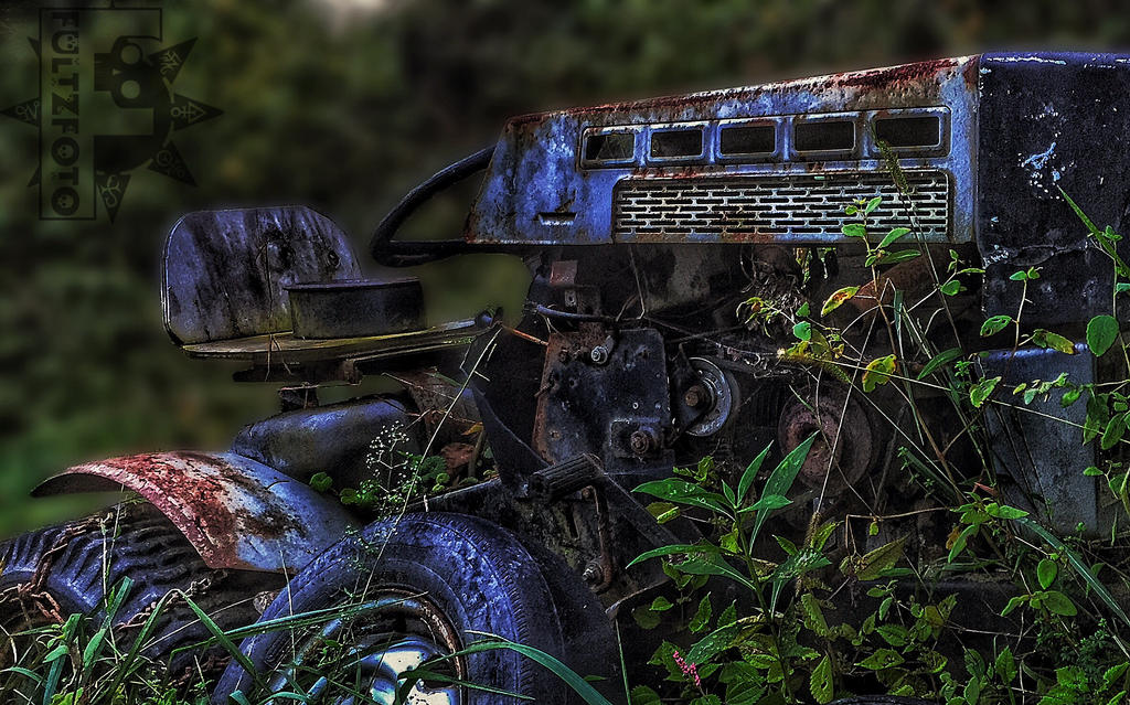 Mowed Over. by fultzfoto