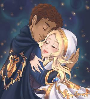 Grifyn and Auralaith
