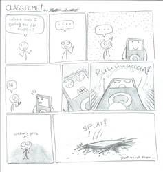 ClassTime-Ipod by mrpresidint