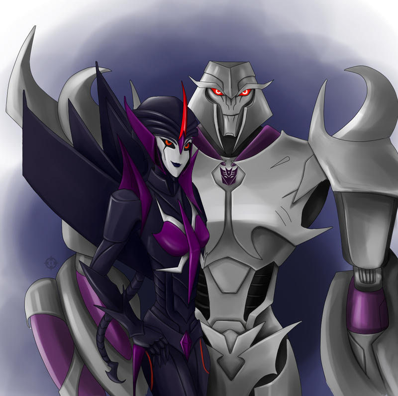 Transformers hearts of steel megatron