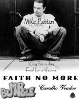 Mike Patton by CeLLuLiTe