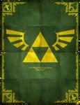 Legend Of Zelda Poster 01