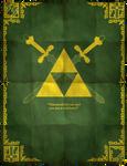 Legend Of Zelda Poster 02