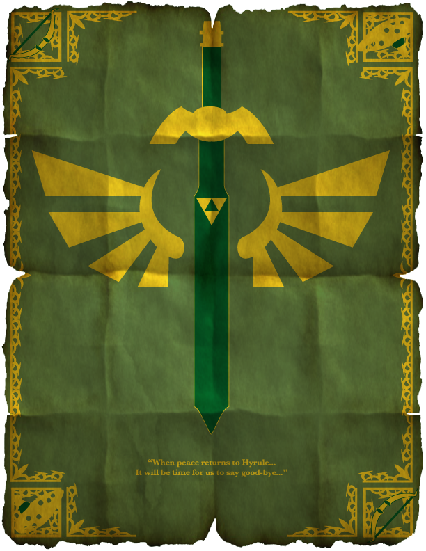 The Legend Of Zelda - Ocarina Of Time by HellGab