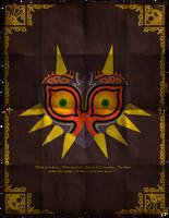 Legend Of Zelda - Majora's Mask by HellGab