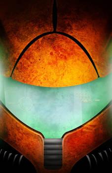 Helmets of a Hunter - Samus Aran