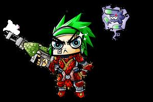 LightBow Gunner Komachi