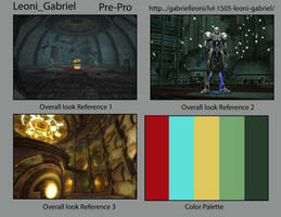 Level Project - Metroid