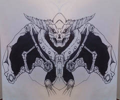 Skeleton Knight - Concept