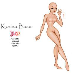 Korina Base by nicolabear